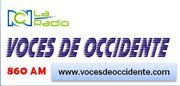 Voces De Occidente