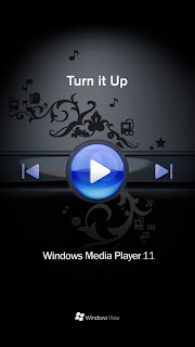 Windows Media Player 11 slike besplatne pozadine za mobitele download