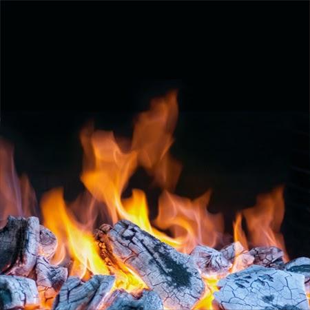 дървени въглища висококалорийни