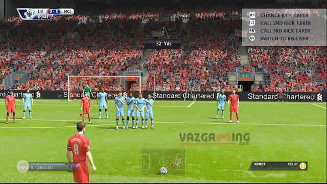 FIFA 15 Gameplay 3