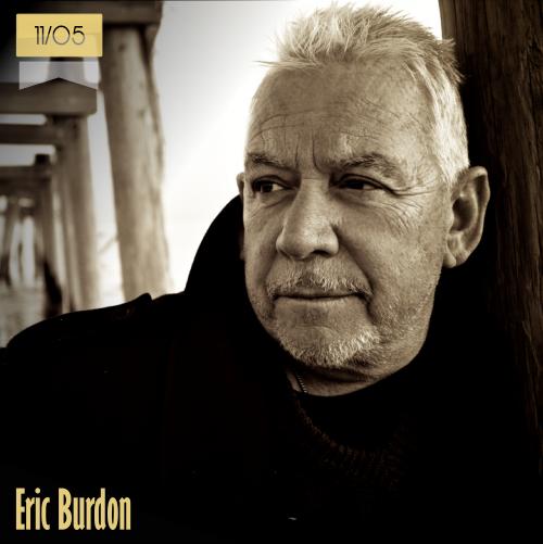 11 de mayo | Eric Burdon - @ericburdon | Info + vídeos