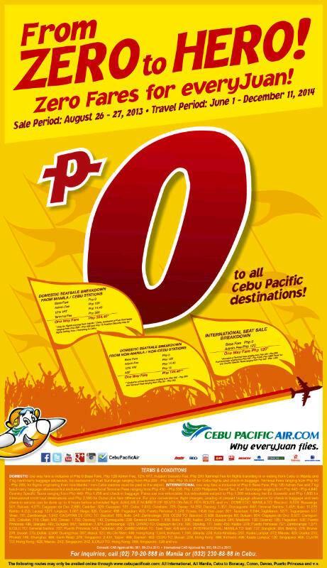 Cebu pacific air s zero to hero sale the backpack man for Jardin necitas