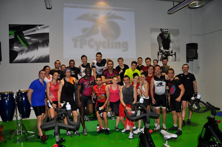 20ª Formación TPCycling Junio 2012