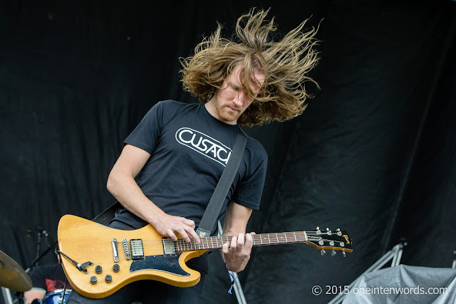 Desaparecidos at the East Stage Fort York Garrison Common September 18, 2015 TURF Toronto Urban Roots Festival Photo by John at One In Ten Words oneintenwords.com toronto indie alternative music blog concert photography pictures
