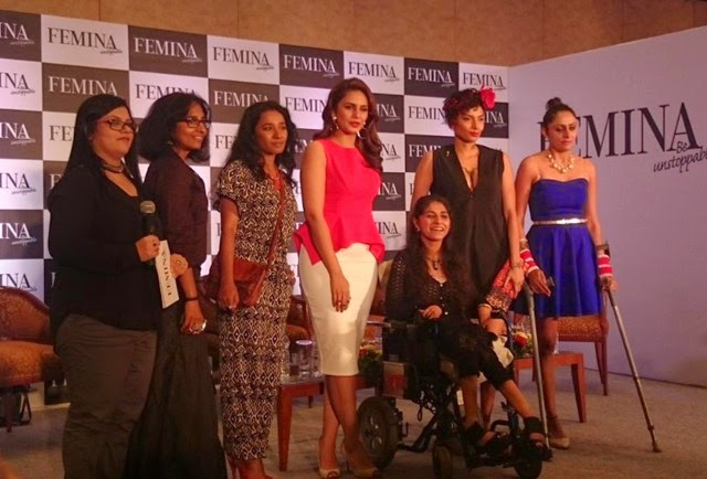Femina Be Unstoppable Achievers