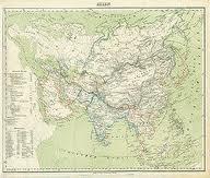 در 1800 میلادی نقشه مستقل بلوچستان