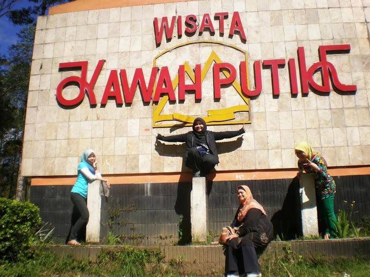 Kawah Putih, Indonesia 2013