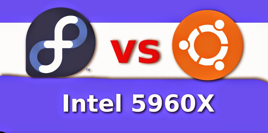 Fedora 21 versus Ubuntu 14.10