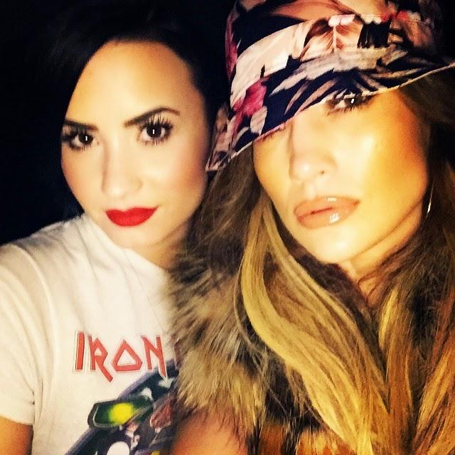 Demi Lovato ama a Jennifer López