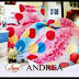 Sprei Handmade Motif Andrea