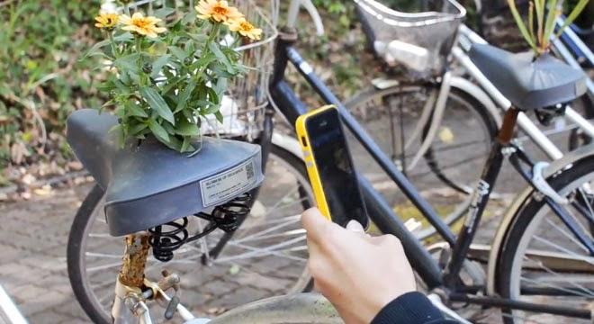 Una campaña para dar vida a bicicletas abandonadas