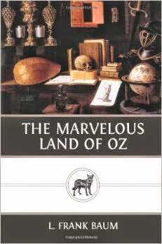 L. Frank Baum -- The Marvelous Land of Oz