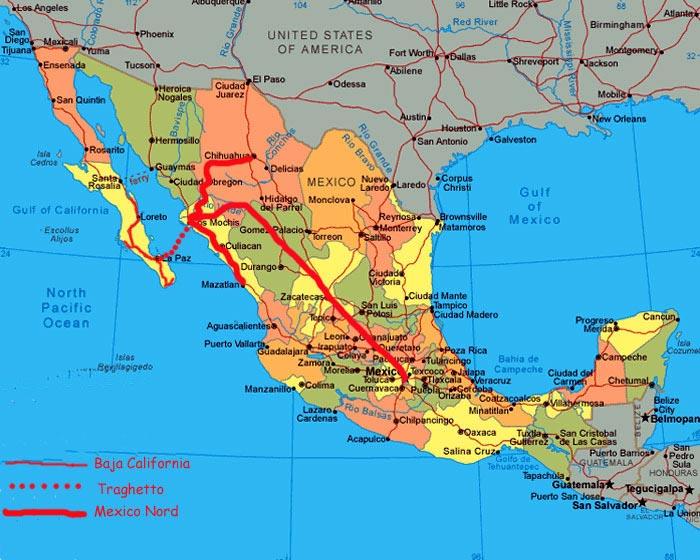 Orizzonti lontani i miei viaggi in mexico for Cabine romantiche nel sud della california