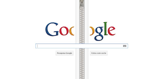 homenagem do google Gideon Sundback
