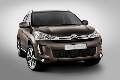 fotos citroen c4 aircross
