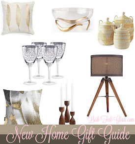 Swooning over this fabulous home decor gift guide.