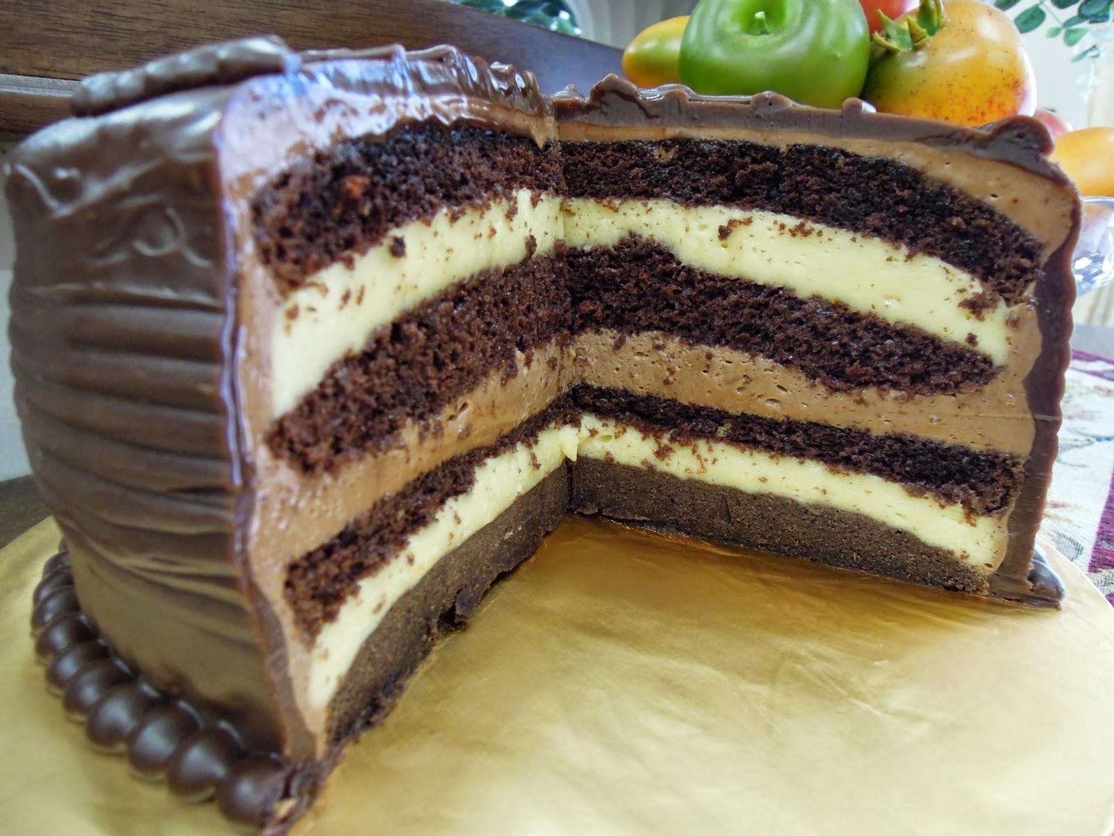 Resepi Kek Coklat Indulgence