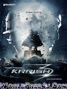Cover Of Krrish 3 (2013) Hindi Movie Mp3 Songs Free Download Listen Online At worldfree4u.com