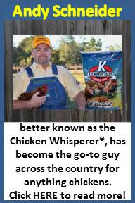 Meet the Chicken Whisperer...