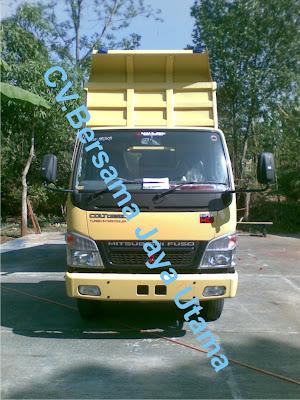 Karoseri Dump Truck