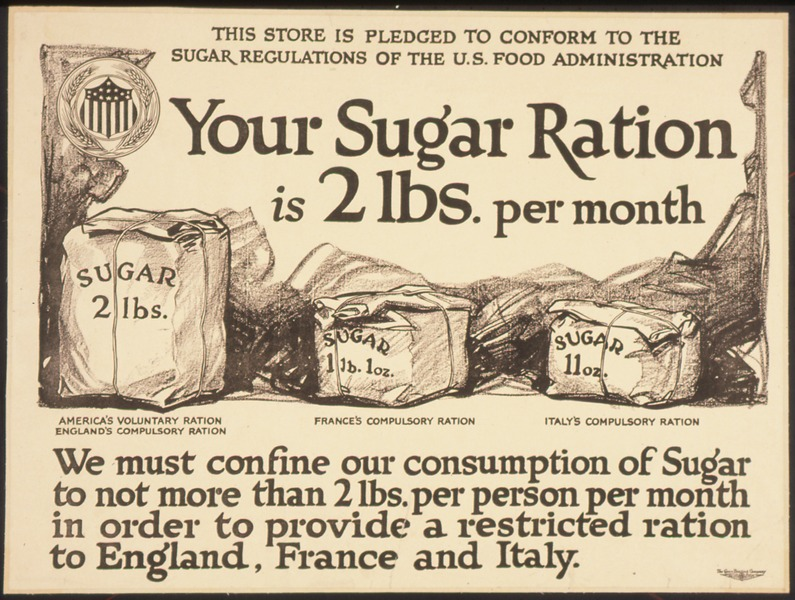 essay on the sugar act
