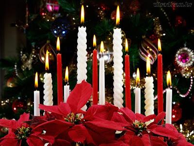 velas de natal