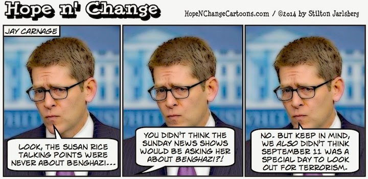 hope n' change, hope and change, stilton jarlsberg, conservative, tea party, benghazi, obama, obama jokes, jay carney, susan rice, scandal, terror, terrorism, talking points