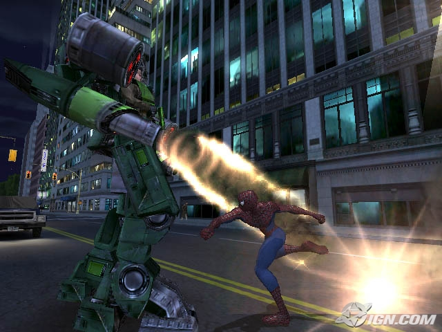 Spider-Man 2 Game