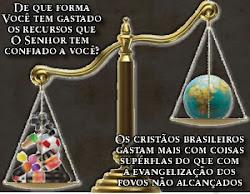 INVISTA MAIS NA SUA SALVAÇÃO