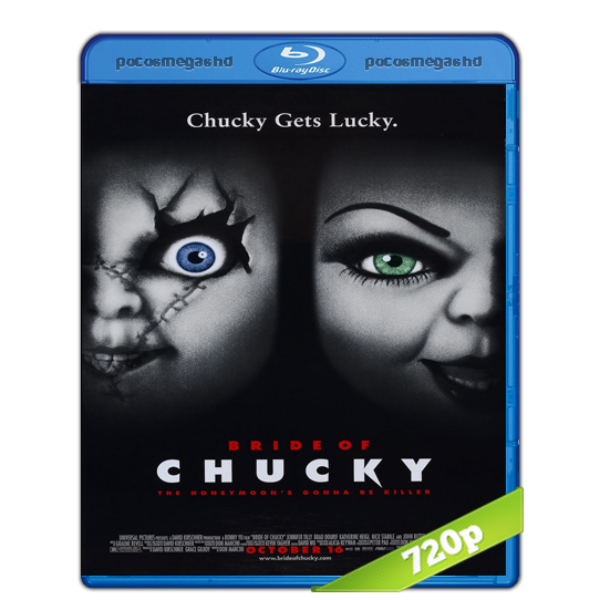 LA NOVIA DE CHUCKY (1998) BRRIP 720P AUDIO DUAL LATINO/INGLES 5.1