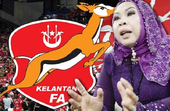 Datuk Seri Vida Berkeras Tuntut Jersi Warna Merah Jambu