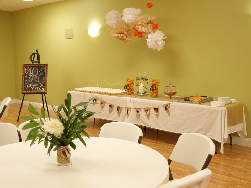 Plan a party on a budget yes you can less than for Anniversary decorations at home