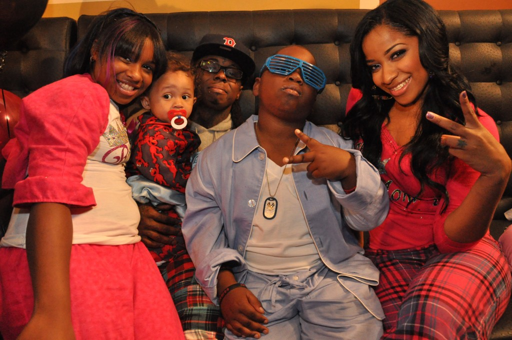 Lil Wayne Four Children Four Different Women ~ Top News Affairslil wayne and kids