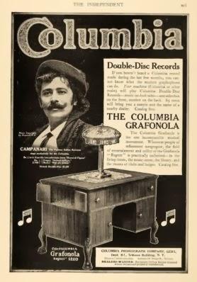 GREAT ITALIAN BARITONE GIUSEPPE CAMPANARI (1855-1927) CD