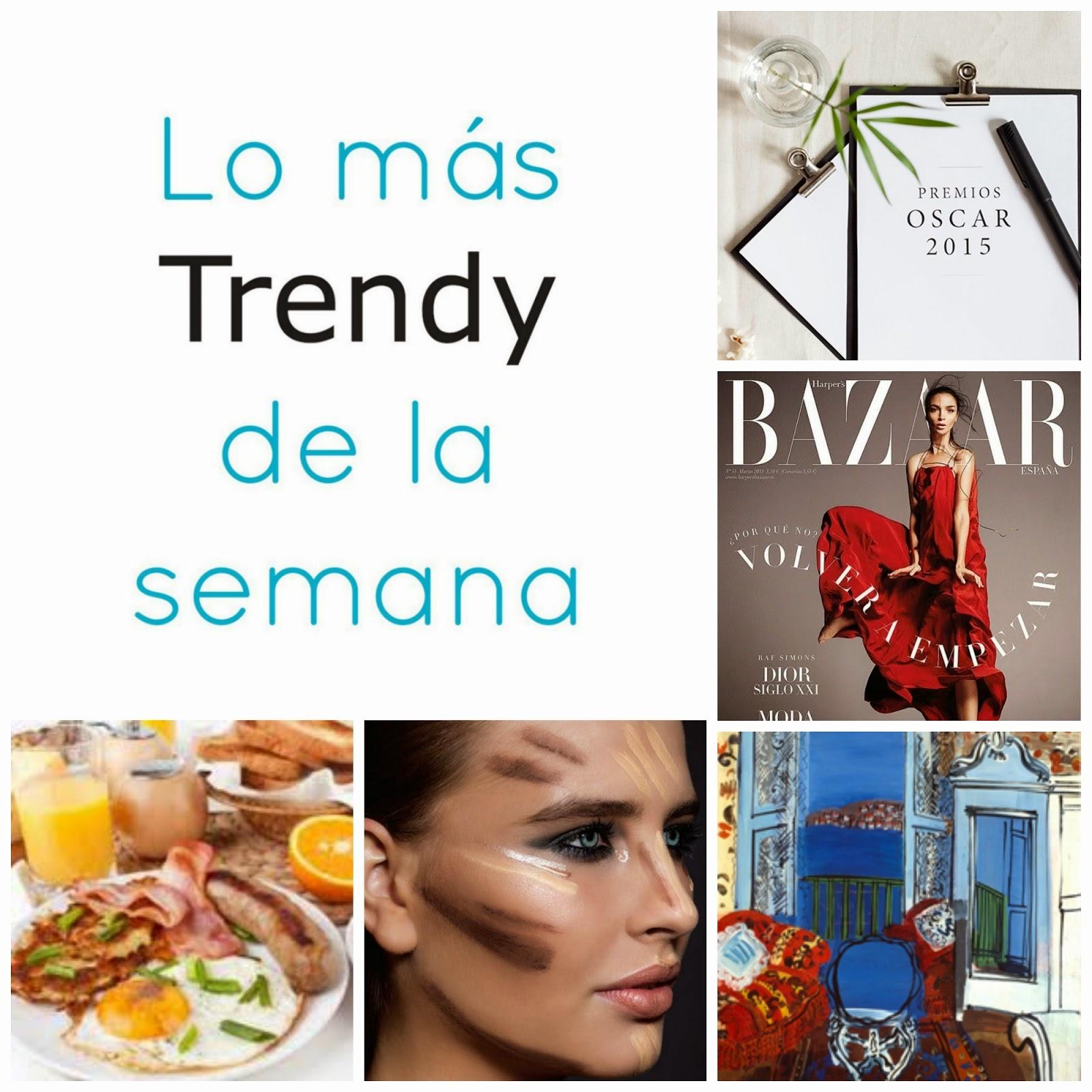 Lo mas trendy de la semana recomendaciones planes fin de semana revista moda belleza madrid