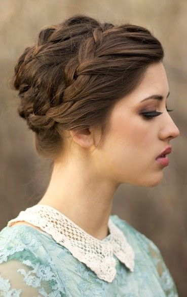 New Easy Updo Styles For Medium Hair Haircuts Hairstyles