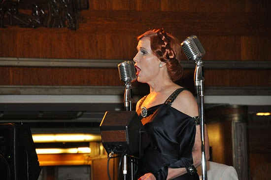 Queen Mary Art Deco Festival by Lady by Choice
