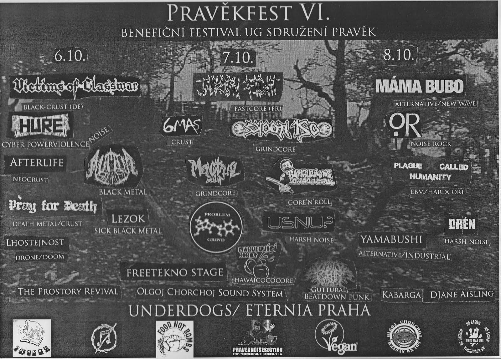 Pravěkfest VI