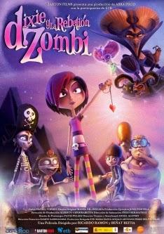ver Dixie y la rebelion zombi (2014)