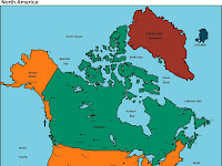 North America Map Picture