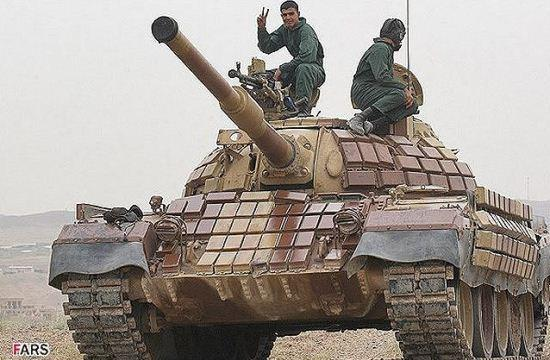Tank Safir 74