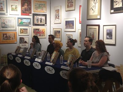 Fantastic Summer Reads panel