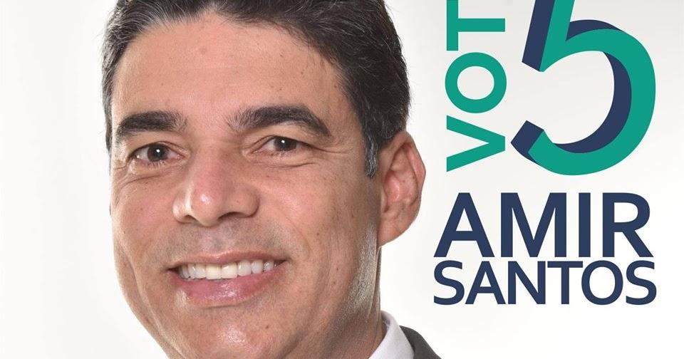 VOTE 5 - AMIR SANTOS