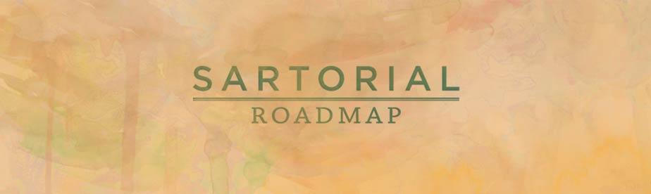 Sartorial Roadmap