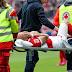 Mainz renova contrato com Elkin Soto, que sofreu grave lesão