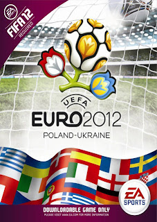 FIFA 12 UEFA Euro 2012 PC Game (cover)