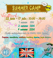 SAN JOSE´S SUMMER CAMP