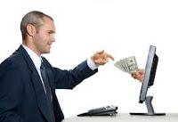 Cara cepat cari uang di internet