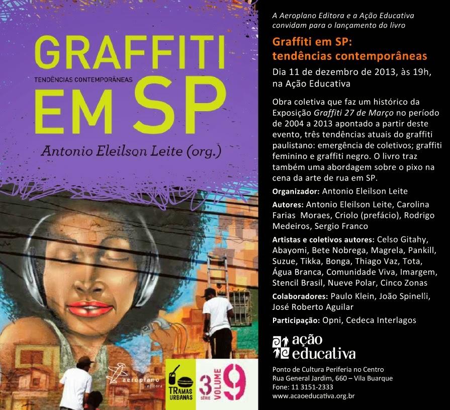 Livro: Graffiti em SP
