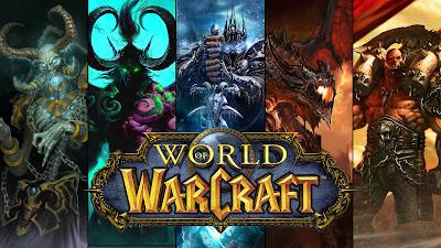 Las suscripciones de World of Warcraft disminuyen considerablemente 1